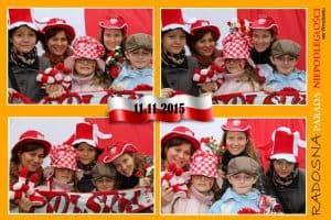 Zdjęcia z fotobudki fotoboxik Dzień Niepodległości 3