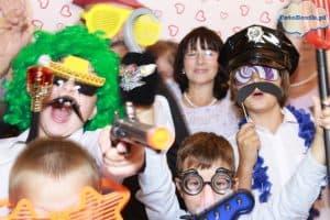 Zdjęcie z fotobudki na weselu we Wroclawiu